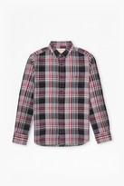 S16 Gasser Grindle Plaid Shirt