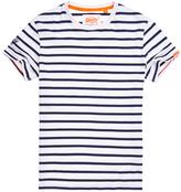 Superdry Orange Label Brittany Stripe T-shirt
