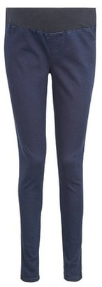 Dorothy Perkins Womens **Maternity Dark Blue 'Eden' Lightweight Jeggings, Blue