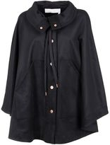See by Chloe Oversized Cape Coat