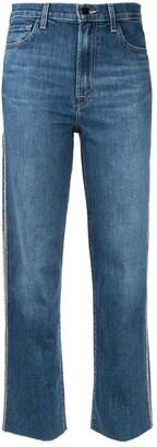 J Brand Jules high-rise jeans