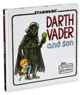 Star Wars Darth Vader & Son Book