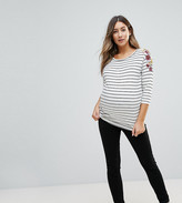 New Look Maternity Over The Bump Skinny Jegging