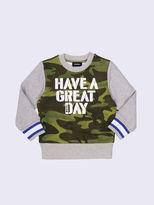KIDS DieselTM Sweatshirts KYACU - Grey - 2Y