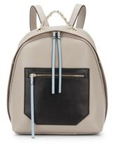Christopher Kon Kramer Colorblock Leather Backpack
