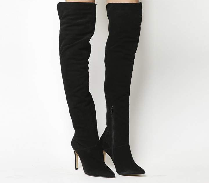 1b041e14fb Office Over The Knee Boots For Women - ShopStyle UK