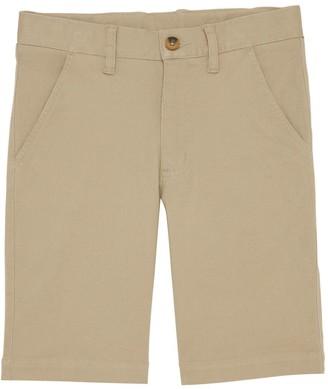 French Toast Boys 4-20 Flat-Front Shorts