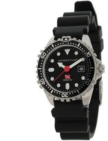 Momentum Women's 1M-DV45B1B Torpedo Pro Analog Display Japanese Quartz Black Watch