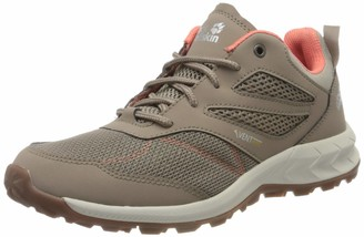 Jack Wolfskin Girl's Woodland Vent Low W Cross Trainers