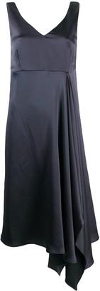P.A.R.O.S.H. Draped Side Dress