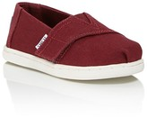 Toms Boys' Classic Canvas Slip-Ons - Walker, Toddler