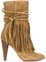 Ash 'Bird' boots - women - Leather/Suede - 37