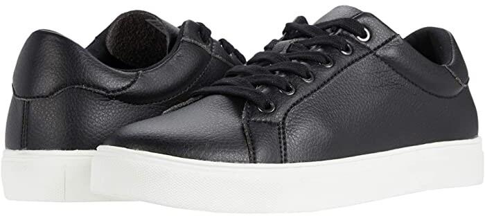 rsvp Cory (Black PU) Women's Shoes