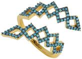 Noir Mineral Springs Wrap Ring