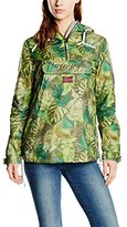 Napapijri Women's RAINFOREST FANTASY Long Sleeve Jacket