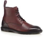 Dr Martens Dark Red 'elsfield' Boots