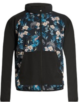 The Upside Night Runner Dragon-print performance jacket