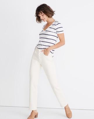 Madewell Carleen One-Tone Jeans