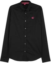 Mcq Alexander Mcqueen X Tom Tosseyn Harness Poplin Shirt