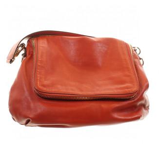 Anya Hindmarch Maxi Zip Red Leather Handbags