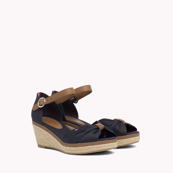 Tommy Hilfiger Icon Wedge Sandal