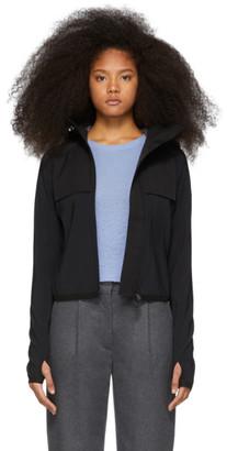 MONCLER GRENOBLE Black Performance Ski Jacket