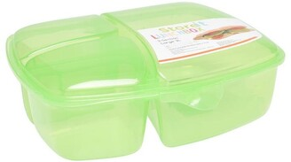 Back To School 3 Section Lunch Box