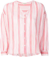 Masscob striped shirt