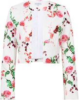 Wolfwhistle Wolf & Whistle Carnations Textured Jacket