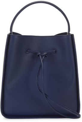 3.1 Phillip Lim Small Soleil Leather Bucket Bag