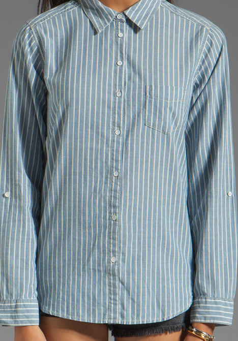 C&C California Stripe Shirt