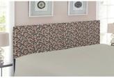 Decorative Metal Twin Upholstered Panel Headboard East Urban Home