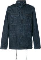 PRPS multiple pockets denim jacket