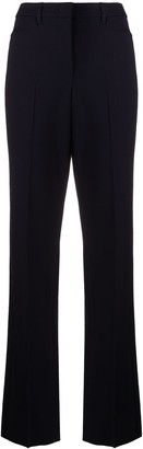 Emporio Armani High-Waited Tailored Trousers