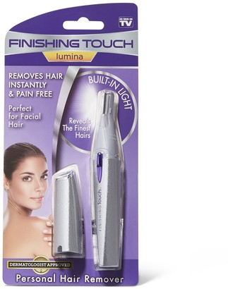 Idea Village Lumina Lighted Personal Hair Remover