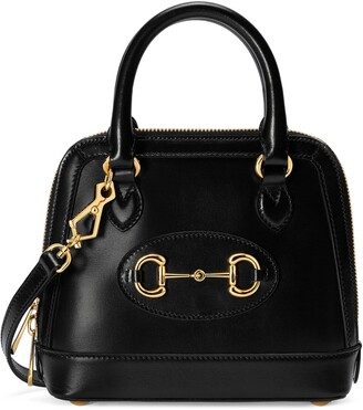 Gucci Horsebit 1955 mini top handle bag
