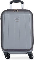 "Delsey Helium Shadow 3.0 Hardside 19"" International Carry On Spinner Suitcase, In Blue, a Macy's Exclusive Color"