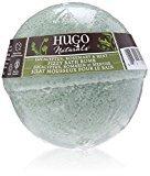 HUGO Naturals Fizzy Bath Bomb, Eucalyptus, Rosemary & Mint, 6 Ounce Bath Bomb