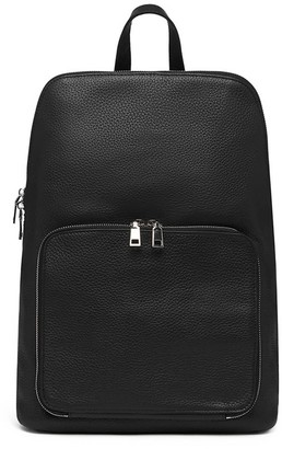 Mary And Marie Pty Ltd Singing In The Rain Shoulder/Backpack Bag Black Nappa Leather By Mary & Marie