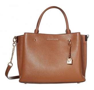 Michael Kors Women's Satchels - Luggage Arielle Leather Satchel