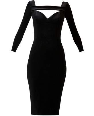 Chiara Boni Apolly Dress Black