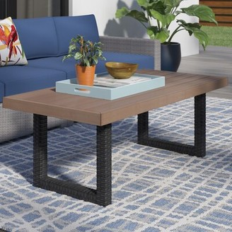 Beachcrest Home Linwood Coffee Table