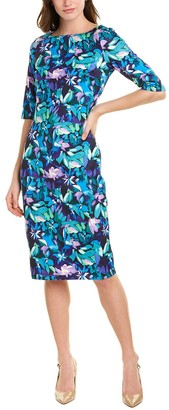 Alexia Admor Elbow-Sleeve Sheath Dress