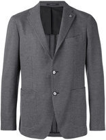 Tagliatore woven blazer - men - Cotton/Cupro - 44