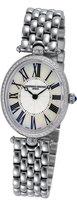 Frederique Constant Ladies' Classics Art Deco Stainless Diamond Watch