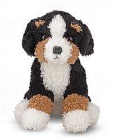 Melissa & Doug Barkley Bernese Dog Plush Toy