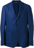 Etro three button blazer - men - Cashmere/Silk - 50
