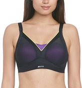Shock Absorber Womens Active Multi Sports Support Sports Bra, Black, 40D