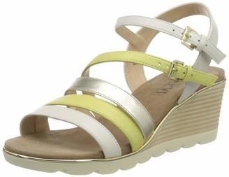 Caprice Women's Elena Ankle Strap Sandals