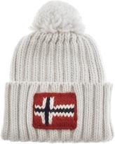 Napapijri Semiury Bobble Hat White